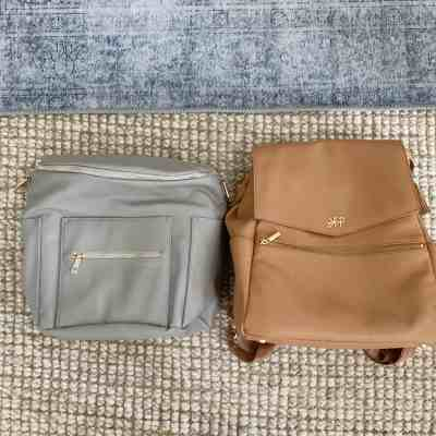 Fawn Design and Freshly Picked Diaper Bags