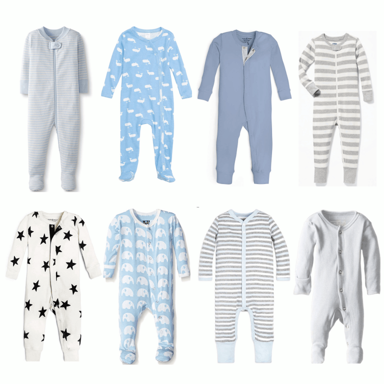 Favorite Pajamas and Sleepers for Babies