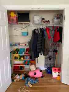 Learning Closet Before
