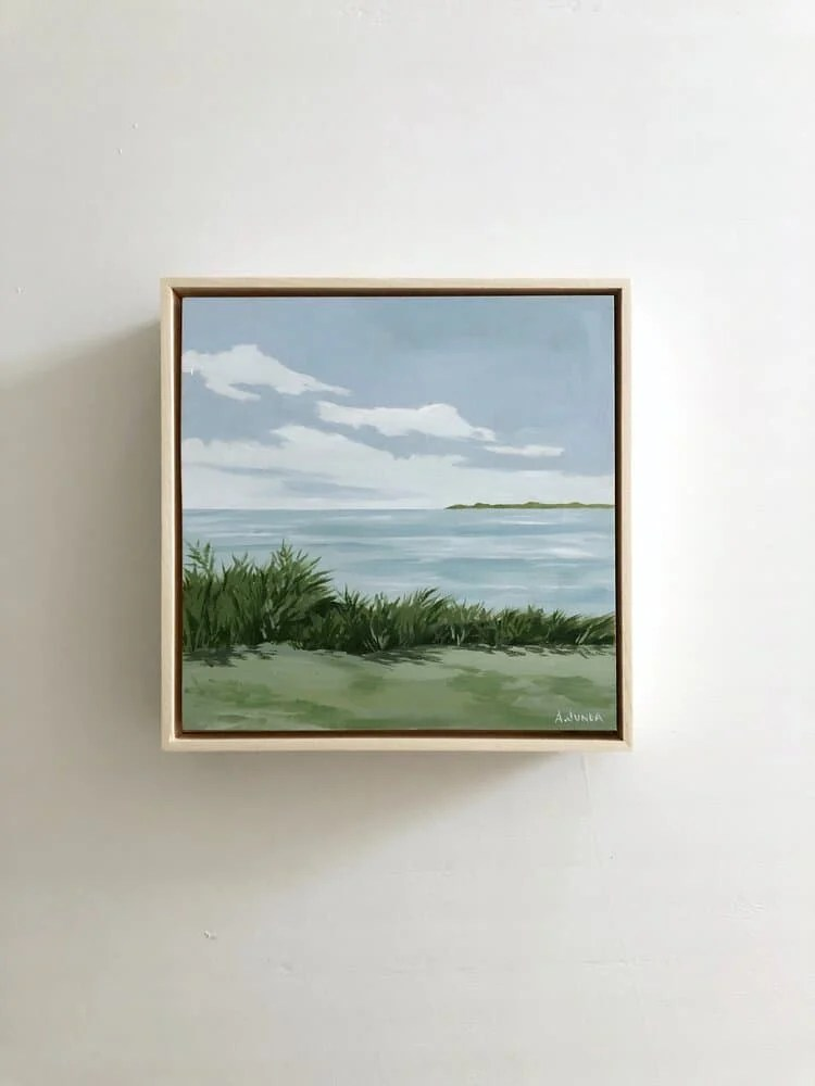 Coastal Art by Alison Junda
