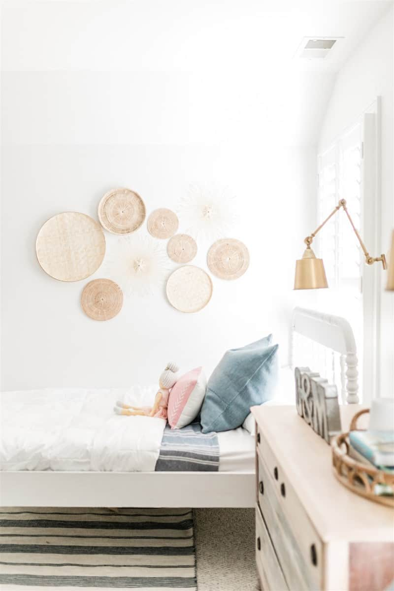 The Coastal Oak Shared Kids' Room
