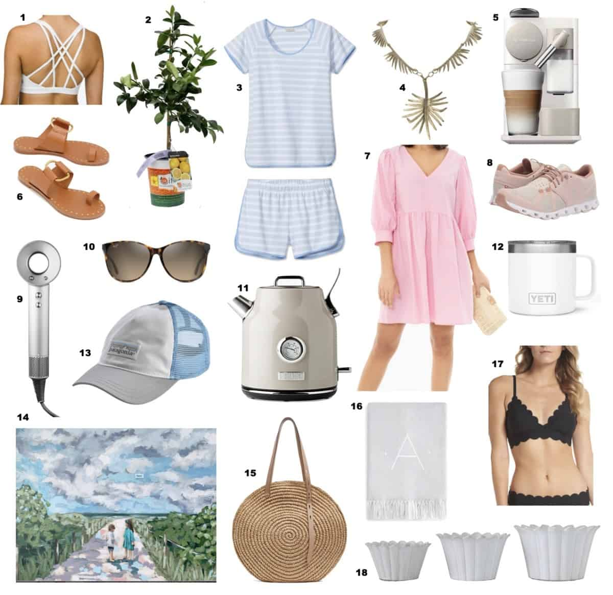 Mother's Day Gift Ideas for the Coastal Mom
