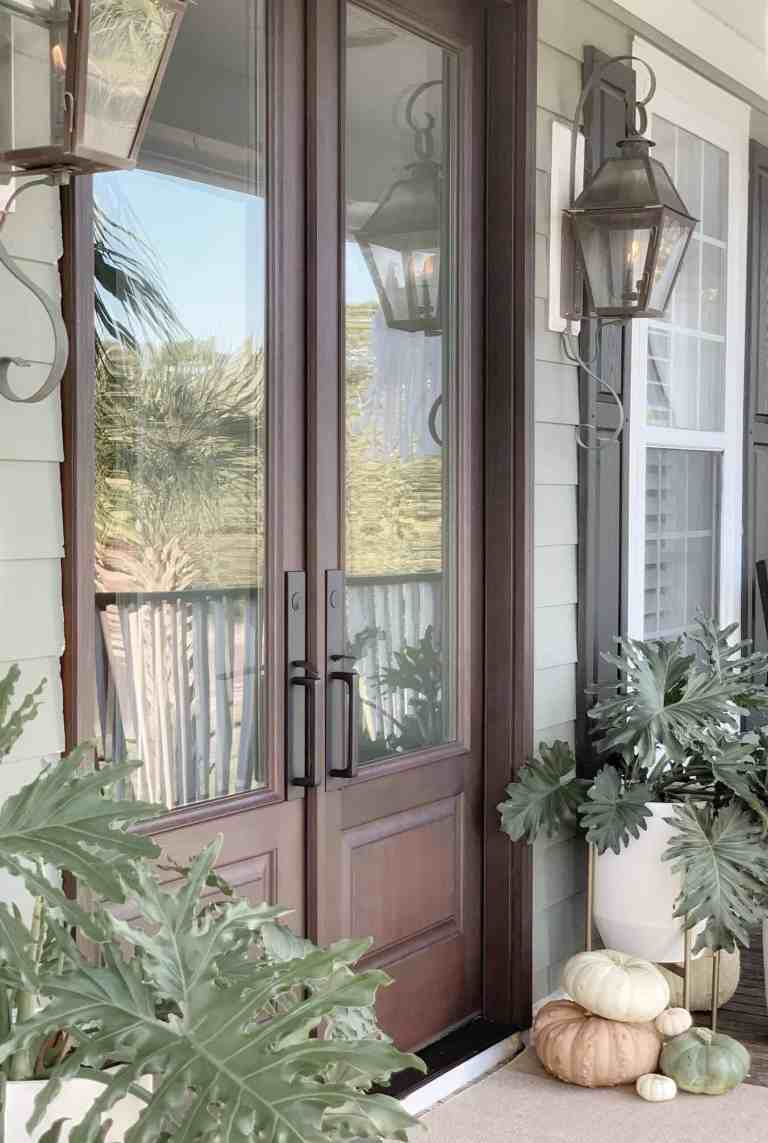 Replacing Our Single Front Door with Double Front Doors
