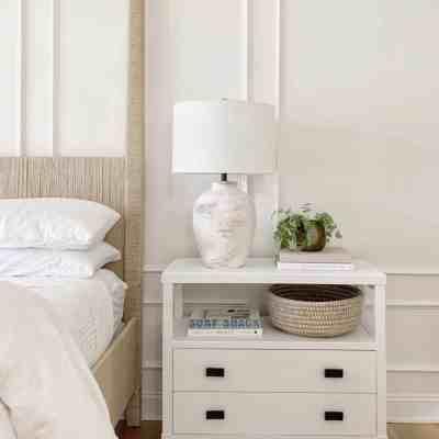DIY Designer Inspired Lamp Using Plaster