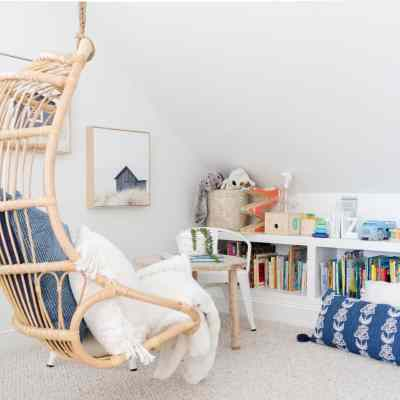 Coastal Playroom Inspiration with Serena & Lily
