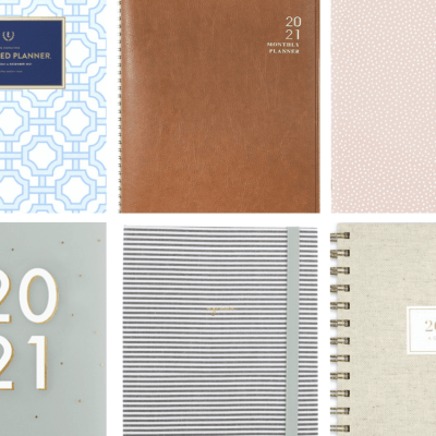The Best 2021 Planners to Maximize Organization in the New Year