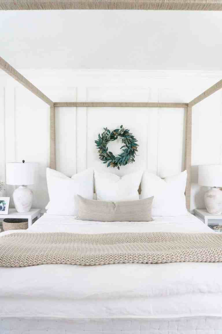 Serena & Lily White Bedding Review