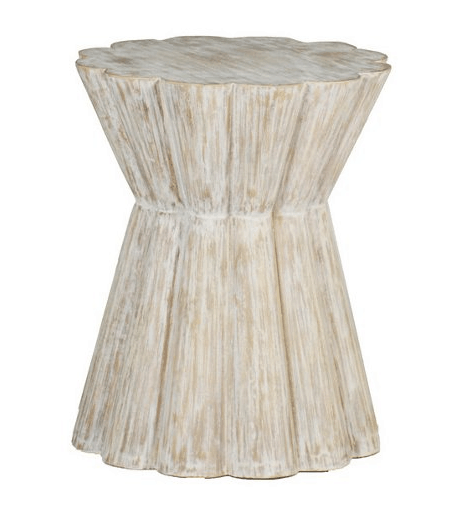 10 whitewashed end table for your living room