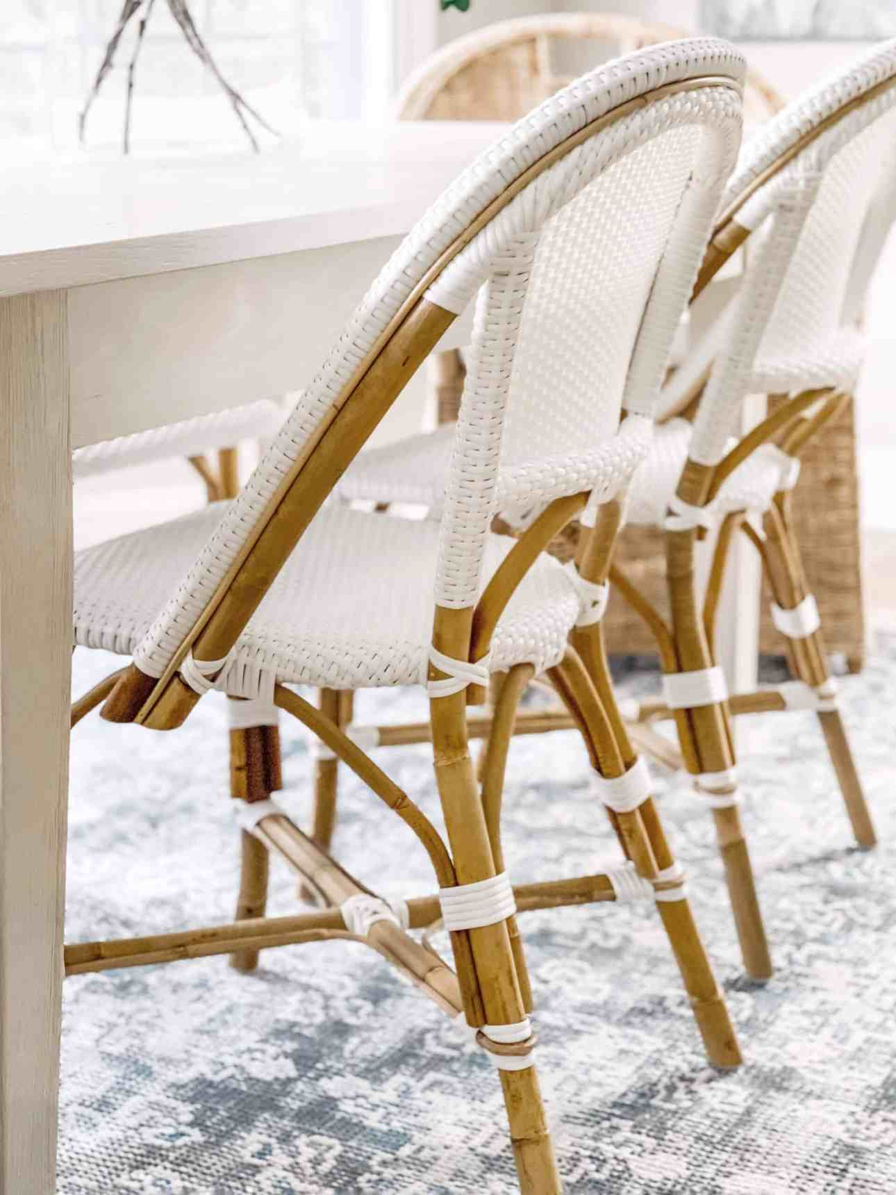 Serena & Lily Riviera Dining Chairs