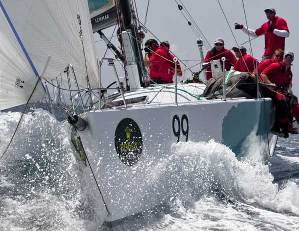 TCP Coverage Of The Classic Sydney Hobart Yacht Race