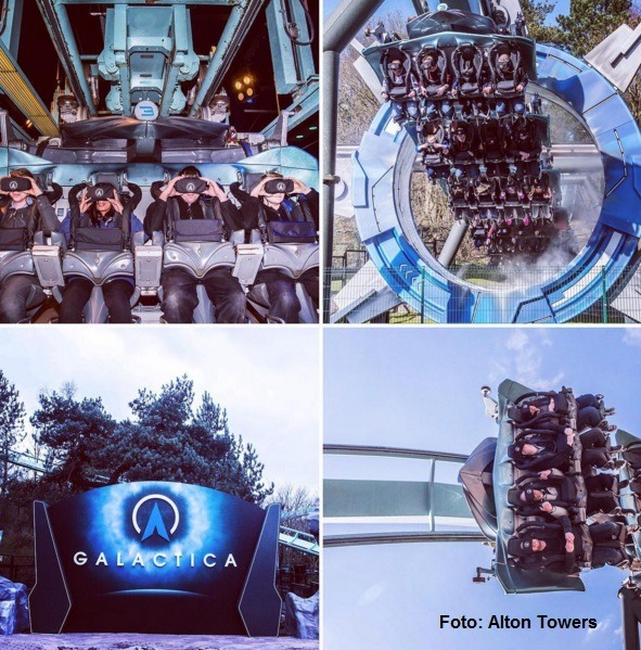 Galactica collage