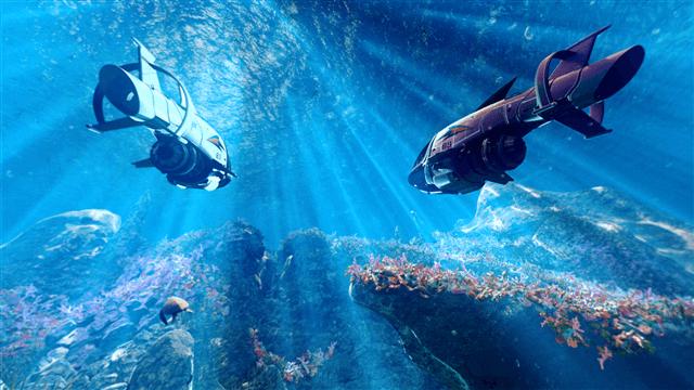 Kraken temática