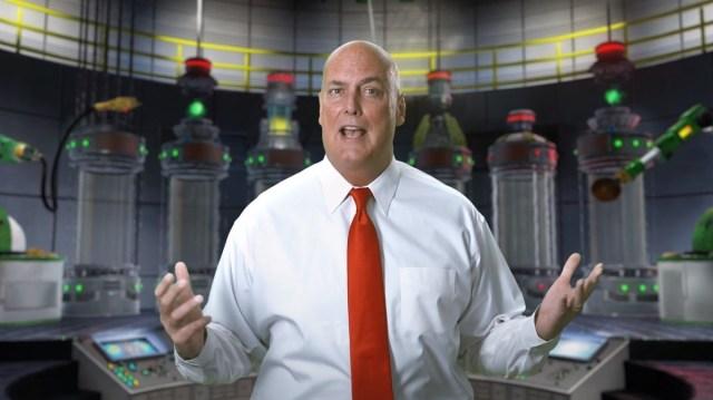John M. Duffey ocupó el cargo de presidente y CEO de Six Flags Entertainment del 19 de febrero de 2016 al 18 de julio de 2017. Imagen: Video de atracciones 2017 Six Flags