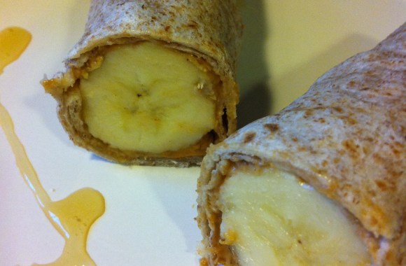 Peanut Butter Banana Surprise