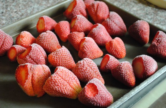 Tip: How to Freeze Berries