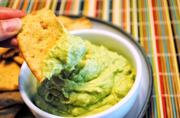 Snack Time: Avocado Hummus