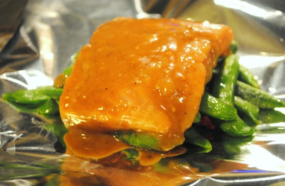foil packet salmon