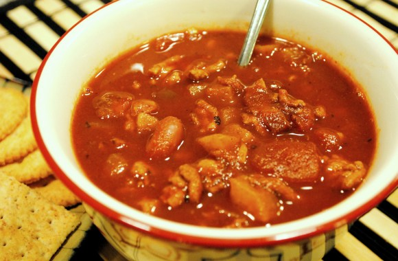 Turkey Bacon Chili