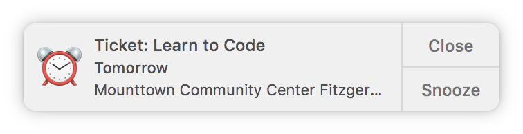 Learn to Code: Tomorrow