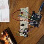 Attaching jumper wires