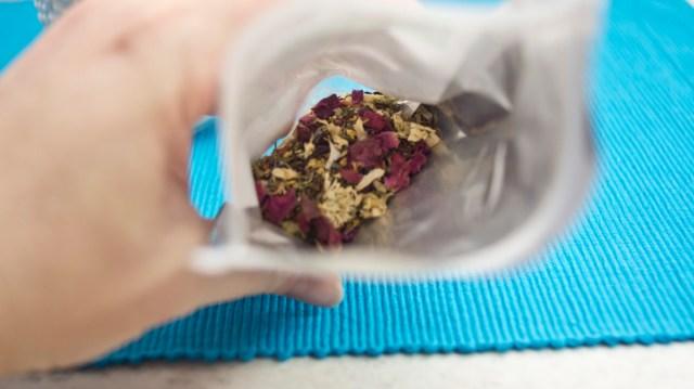 loose tea from The Tea Company