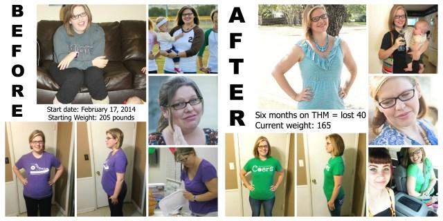 Amanda Trim Healthy Mama results