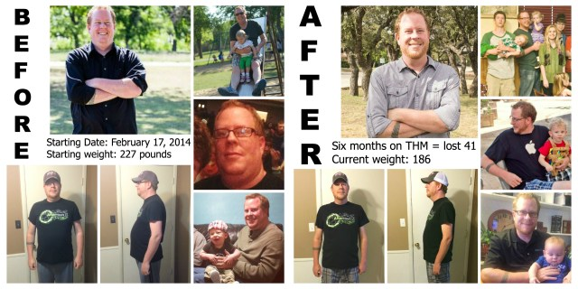 Scott Trim Healthy Mama results