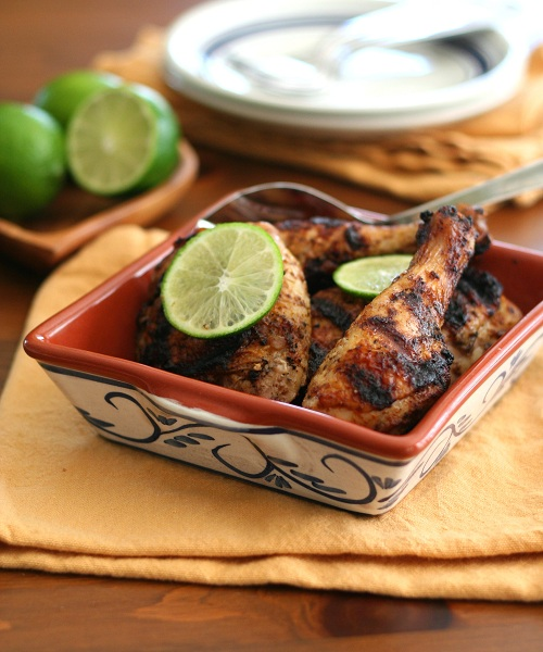 Chipotle Lime Grilled Chicken from alldayidreamaboutfood.com