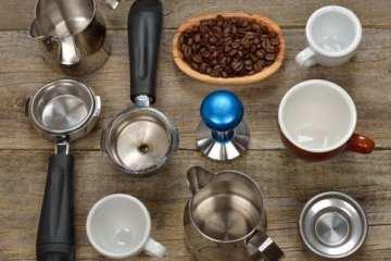 Accessories home espresso machine