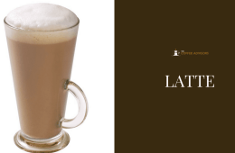 What is a latte