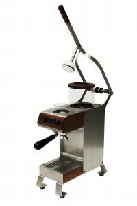Coffee making taken to the extreme