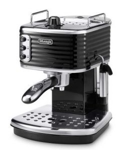 Buying a coffee maker - try the De'Longhi