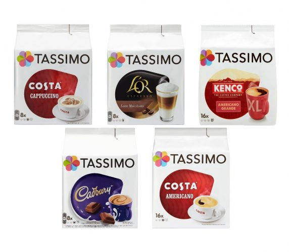 Best Tassimo Coffee Pods In 2018 The Coffee Blog