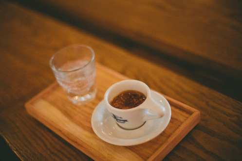 barista parlor espresso not neutral