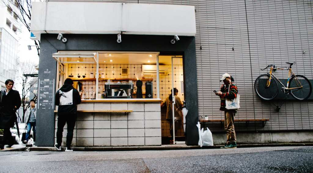Drinking coffee is one of them. Visiting world-class coffee shops in one of  the most exciting cities in the world?
