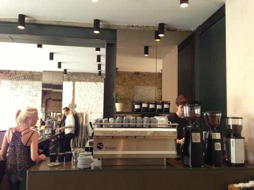 Association - London Coffee Crawl