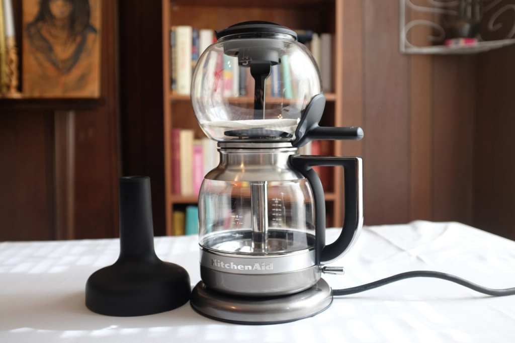 Gear Review Kitchenaid Siphon Coffee Brewer The Coffee Compass