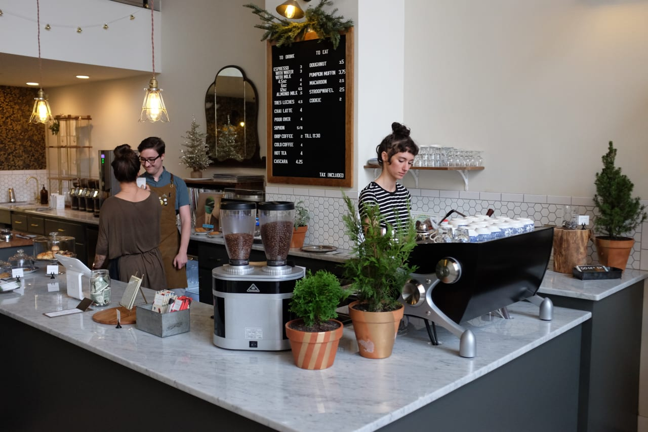Cafe Review Methodical Coffee In Greenville Sc The Coffee Compass