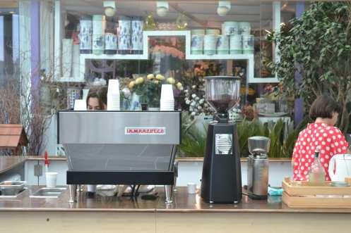 Istanbul coffee shops