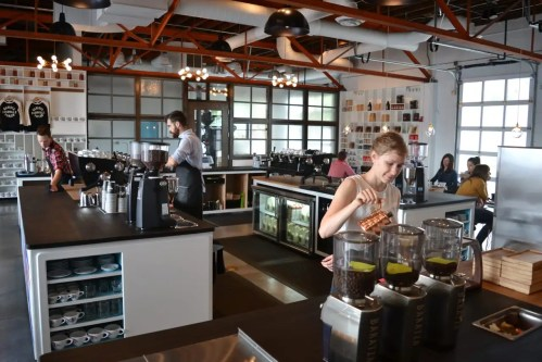 Barista Parlor Golden Sound