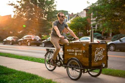 Mission Cold Brew Bike