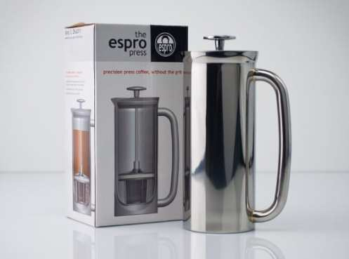 Espro Press and box