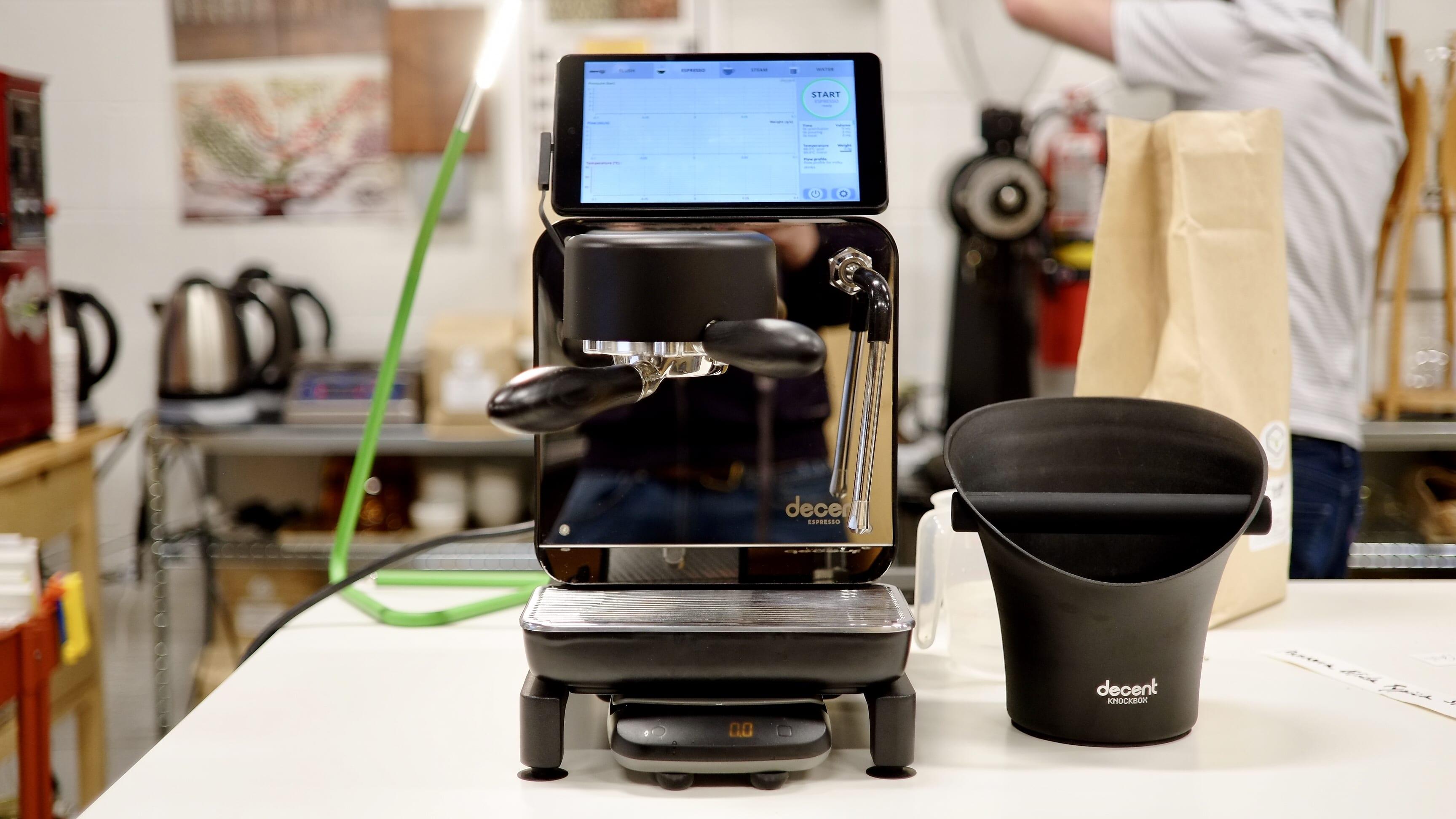 A More Than Decent Espresso Machine: the John Buckman Interview