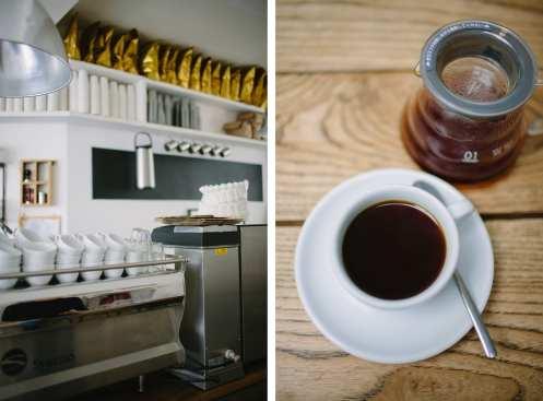 Store Street Espresso machine