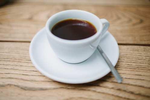 Store Street Espresso coffee cup