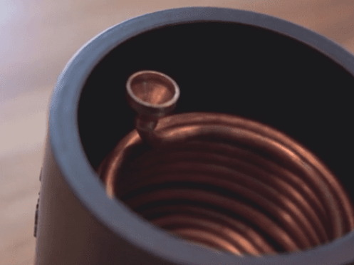 misc goods co Coil Cold Brew Coffee copper tubing