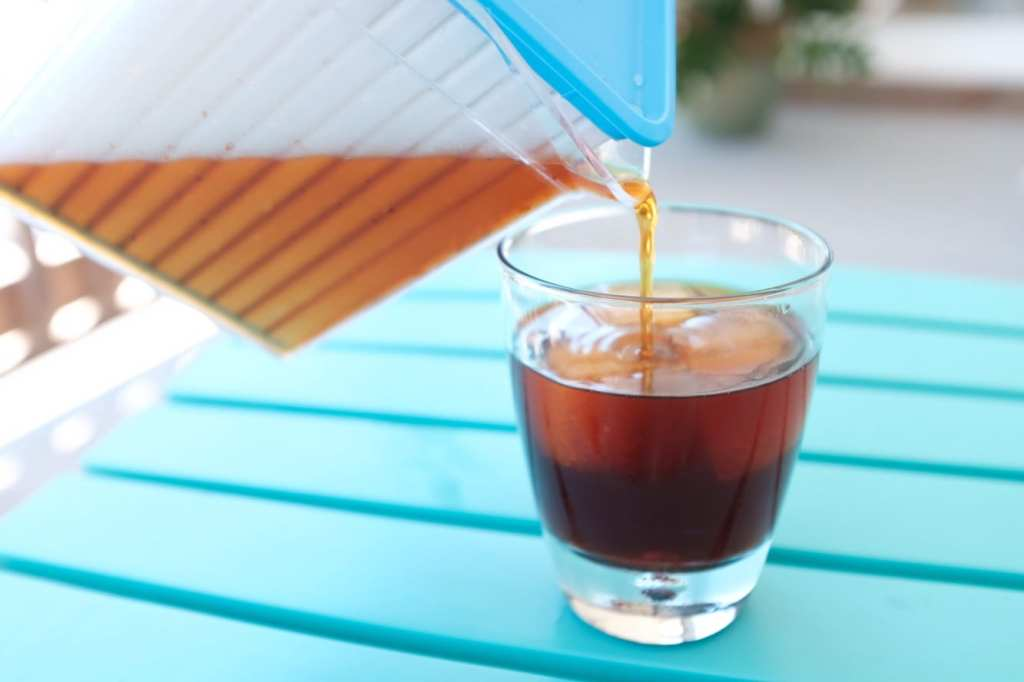 difference between cold brew and iced coffee