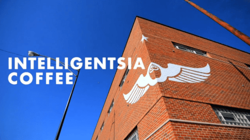 intelligentsia pour over video building