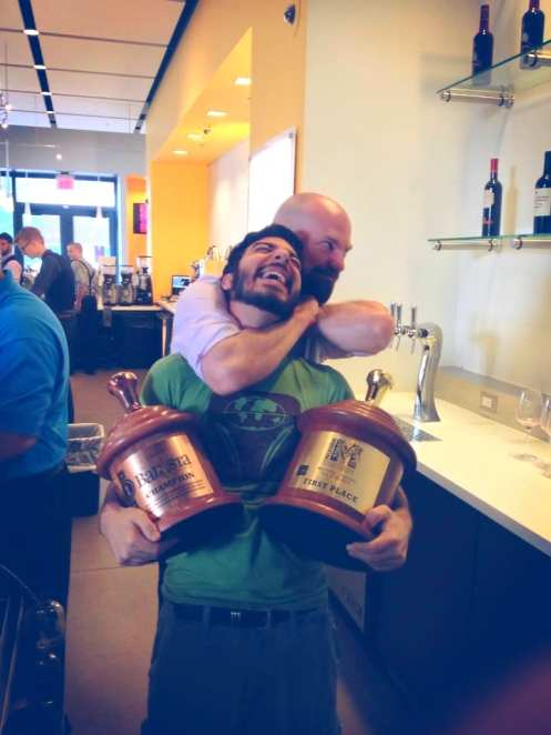 pete licata barista champion martial arts