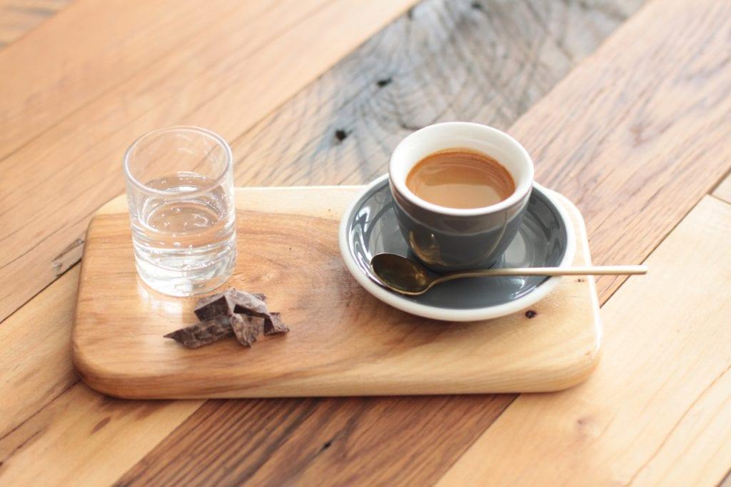Retrograde Cofee